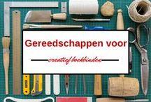 Boekbinden - tools / Reviews en aanbevelingen over gereedschappen en materialen voor creatief boekbinden