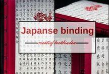 Boekbinden - Japanse binding