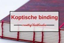 Boekbinden - koptische binding