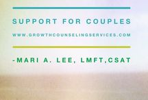 Couples Communication Tools / Feeling like you are talking to a wall? You're not alone. This board is dedicated to supporting couples connect with healthy communication tools. www.growthcounselingservices.com