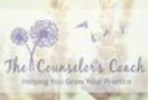 The Counselor's Coach / Helping Therapists Grow Their Ideal Practice. www.thecounselorscoach.com