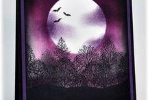 Autumn/Halloween cards