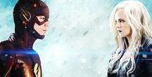 The Flash Snowbarry / For Everyone Who Loves SnowBarry • FlashFrost • Granielle ❄⚡