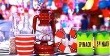 Tema Popeye / Quadro de dicas (#papertips) do nosso canal no YouTube: https://www.youtube.com/paperkidsoficial onde ajudamos as mamães a organizar as festinhas dos filhos. Compartilhe sua foto com a #PAPERTIPS