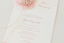 Inspired Invitations & Card Ideas