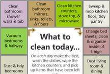 Clean, Tidy & Organised / by Bronwyn Green