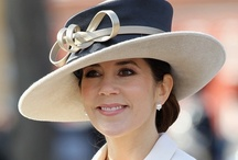 Crown Princess Mary of Denmark / by Sue Curtsinger