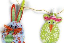 Pâques / Des œufs à décorer, des lapins et des poules en origami, des chocolats et des sablés et pleins d'autres d'idées pour préparer la fête de Pâques. Tous les coups de coeur de la team Wesco.