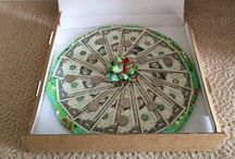 Ethans Gift Ideas / My Grandson loves money. Here are some ideas for his BDay & Christmas Gifts. / by Vickie List