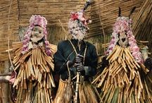 Afrique masques par photographes