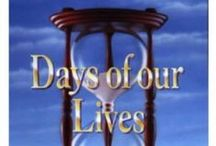 Days of our lives.... / by Jeanie Blackburn Simmons