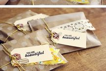 .gifts&wrapping. / Ideas to give and share