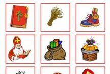 Feest + DIY: Sinterklaas en zwarte piet / van alles over sint en piet / by Ilse Versteeg