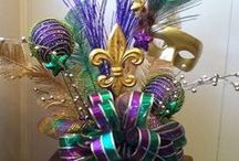 Mardi Gras / What a fun time of year to celebrate Mardi Gras. / by Vickie List