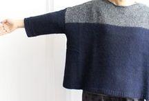 knitting - tops