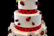 Lady Bug Party Ideas / This lucky little lady bug  has landed here to stay  To make my garden pretty and keep the weeds away.  ~Author Unknown