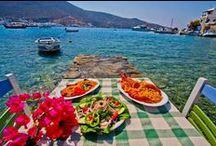 TASTE IT THE GREEK WAY....... Ελληνικές γεύσεις..