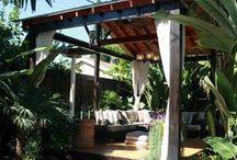 Tropical Gardens / Gardening