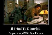 Supernatural / by Jessica Jemison