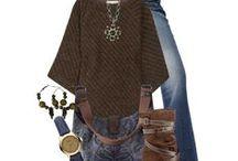Boho Fashion / Boho Fashion, Boho Chic, Hippie Fashion, Gypsy