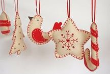 Christmas Crafts & Decor / Christmas crafts and decorations. Also see board: Wreaths. / by D&I Vega