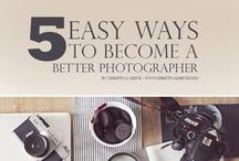 Photography Tips / Tips about photography.