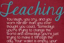 Teachers&teaching