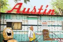 Exploring / Things to see, do and experience in Austin.  / by Maison Pemberton