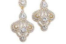 Bridal Earrings / Bridal/Wedding Earrings