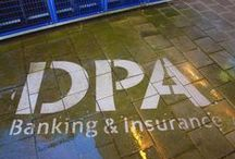 Campaign DPA Banking & Insurance / DPA Banking & insurace has approached us to take care of a campaign to increase their brand awareness. DPA Banking & Insurance is a staffing agency in the financial services. The campaign has not gone unnoticed and with a enthusiastic director as a result!