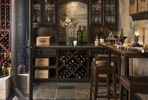 Wine Rooms and Bars