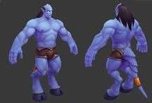 References for 3D / 3D에 써먹을 만한 자료들.