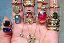 Adornment / Jewelry Accessorizing With a Boho, Hippie, Gypsy Vibe!