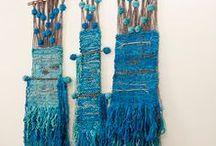 Weaving makatka