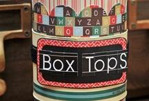 PTO - Box Tops / by Grant Park PTO