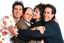 SEINFELD / The Greatest Sitcom Of All Time / by Patricia