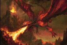 Just dragons. / by Ingrid Silva