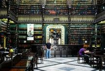 BEAUTIFUL LIBRARIES OF THE WORLD / by Patricia