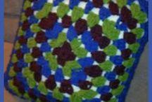 Ganxetades! / En aquest pint podreu veure totes les produccions de ganxet o trapillo! Va ser el primer pas al món de la costura i el ganxet. D'aquí poc a poc va anar apareixent la LaiaiaLaia.