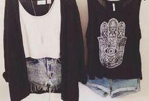 Modé / Kläder, skor och smycken