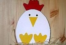Easter crafts for job
