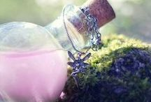 magic potion in a bottle / is it the potion? is it the bottle? is it both together? whatever it is......there's magic here.