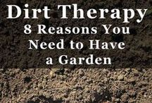 Digging Your Path to Recovery / Studies have shown that outdoor activities can be extremely therapeutic in dealing with addiction recovery and depression. And there is no activity so rewarding and close to nature as gardening!