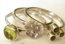 Peridot Jewellery / Peridot is the birthstone for August and is the only popular gemstone with a volcanic origin.