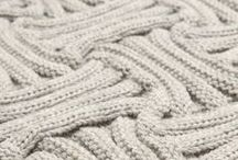 ♦ knit stitch ideas / One more stitch... One more row... Ah..? It's dawn.