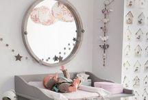 CHAMBRE ENFANT / Idées de décoration et d'objets pour une chambre de bébé ou d'enfant