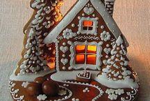 Christmas baking/food