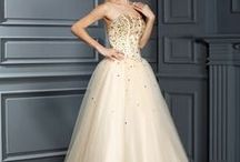 Dreams. / Ball Gowns!
