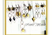 Atelier création BoutiKaymaman / Bienvenue chez BoutiKaymaman ! L'atelier création ethnique-chic où les bijoux deviennent de véritables invitations aux voyage...