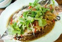 Whole Fish Recipes / Great recipes for cooking up whole barramundi from the fresher fish folks at Kühlbarra.